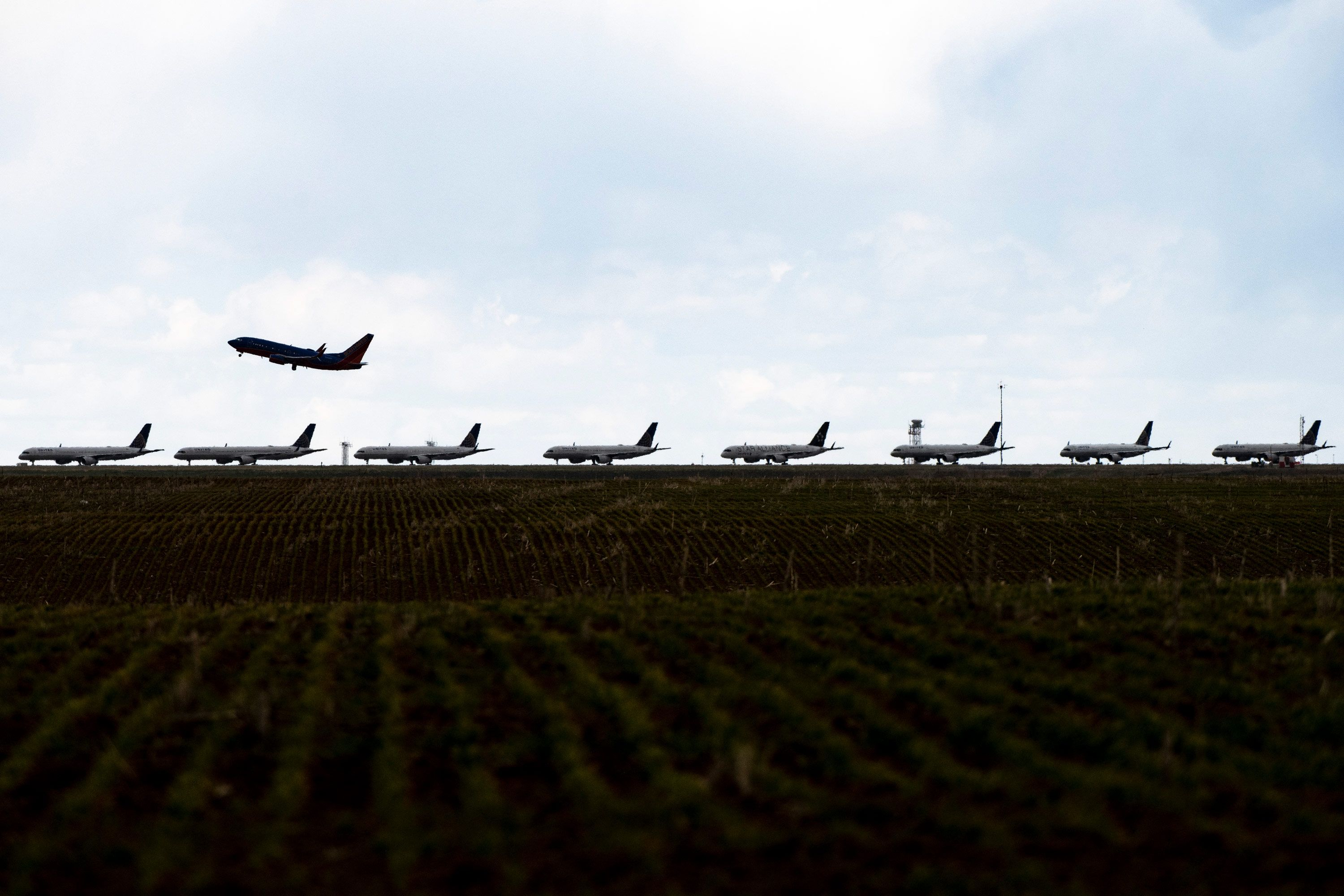 Why Airlines Are Still Flying Those Empty Planes