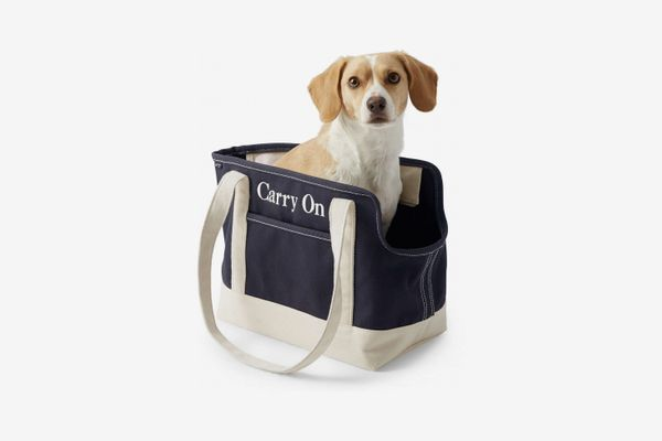 Land's End Canvas Tote Pet Carrier