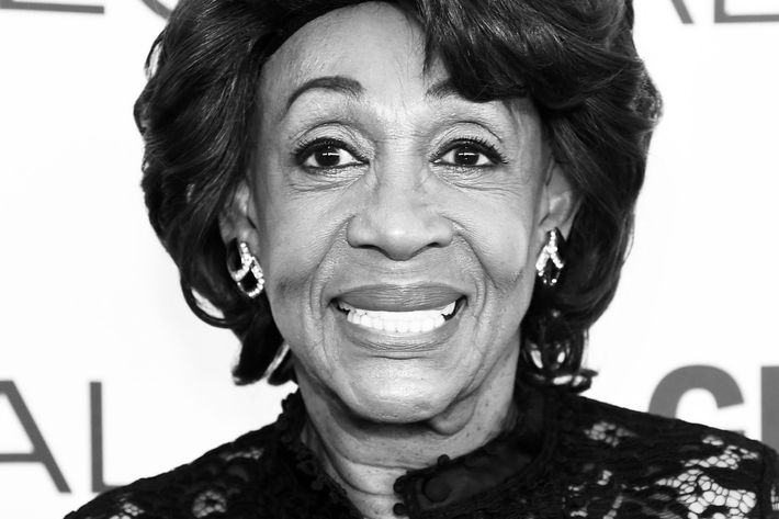 Representative Maxine Waters.