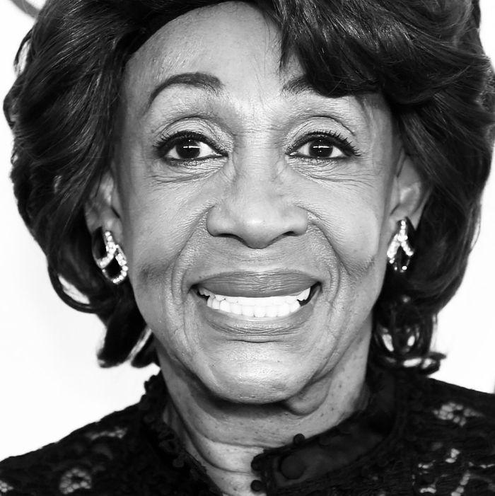 Representative Maxine Waters.