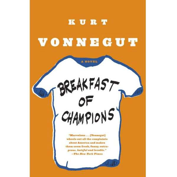 The Breakfast of Champions, Kurt Vonnegut Jr. (1973)