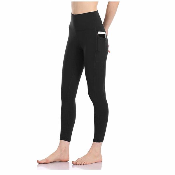 Colorfulkoala Women's High Waisted Yoga Pants 7/8 Length