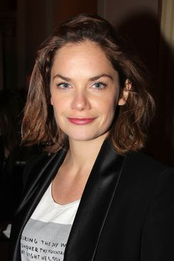 "Ruth Wilson poses at the arrivals for The Opening Night of ""Elephant Man"" on Broadway at The Booth Theater on December 7, 2014 in New York City."