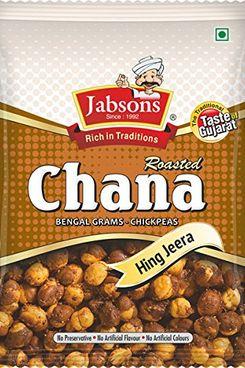 Jabsons Organic Roasted Chana Hing Jeera