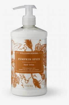 Williams Sonoma Pumpkin Spice Hand Lotion