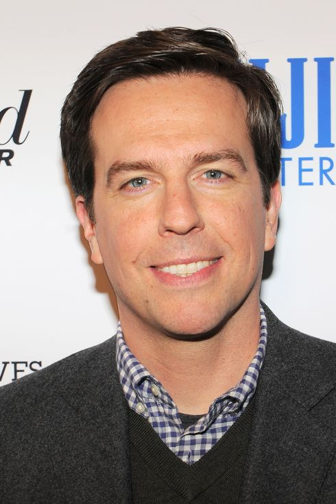 "Actor Ed Helms attends the ""Jeff, Who Lives at Home"" screening at the Sunshine Landmark on March 12, 2012 in New York City."