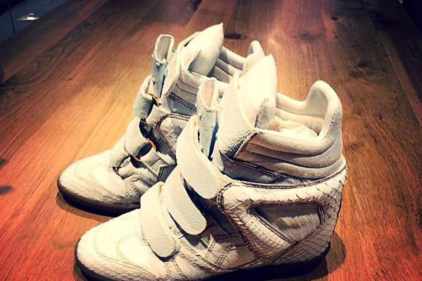 Isabel Marant Admits The Sneaker Wedge Is Over See Her New SleekerStyle recommend