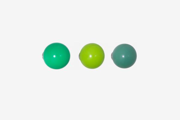 Vitra Coat Dots Set of 3 Wall Pegs