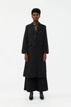 Stelen Jane Single-Breasted Coat