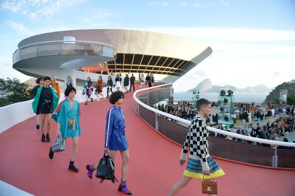 What to Know About Louis Vuitton's Cruise Show
