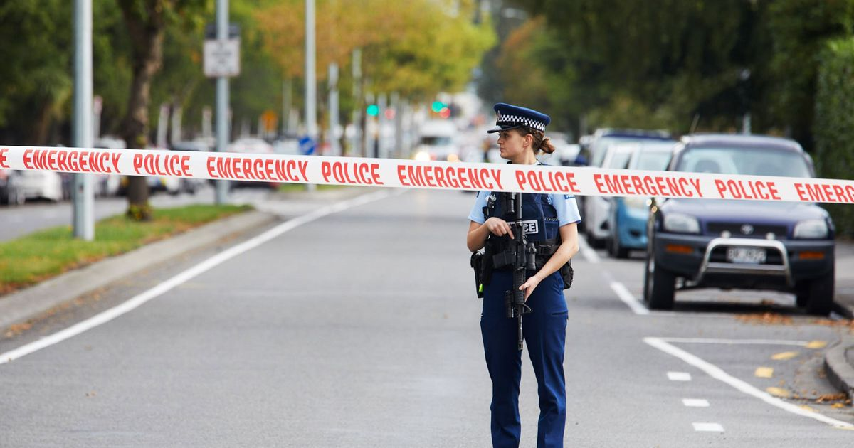 Christchurch Shooter Manifesto Picture: The Christchurch, NZ Shooter's Manifesto Isn't In Code