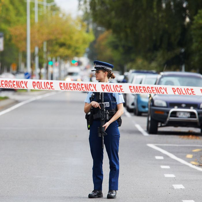 The Christchurch, NZ Shooter's Manifesto Isn't in Code