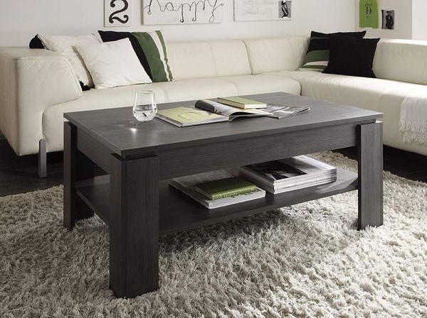 Trendteam CT11245 Coffee Table Ash Grey