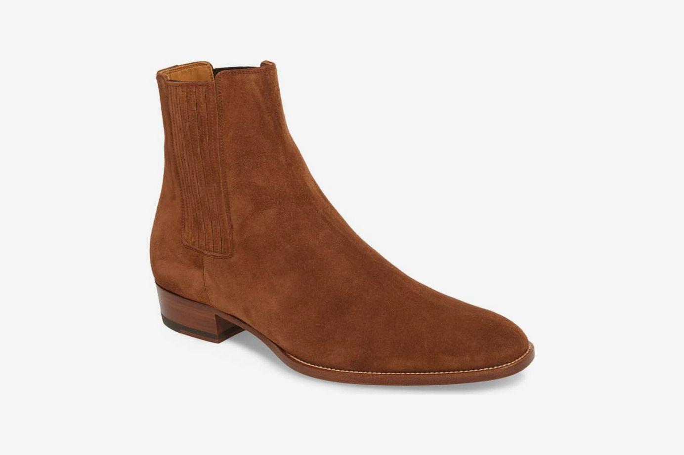 Saint Laurent Wyatt Men's Chelsea Boot