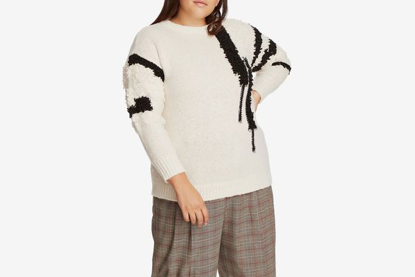 1. State Loop Stitch Sweater