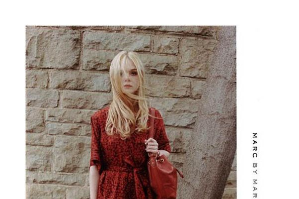More Fall Fashion Ad Campaigns Elle Fanning For Marc By Marc Jacobs Adriana Lima For Blumarine And More