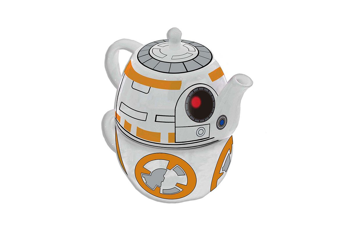 BB-8 Ceramic Teapot and Cup Set