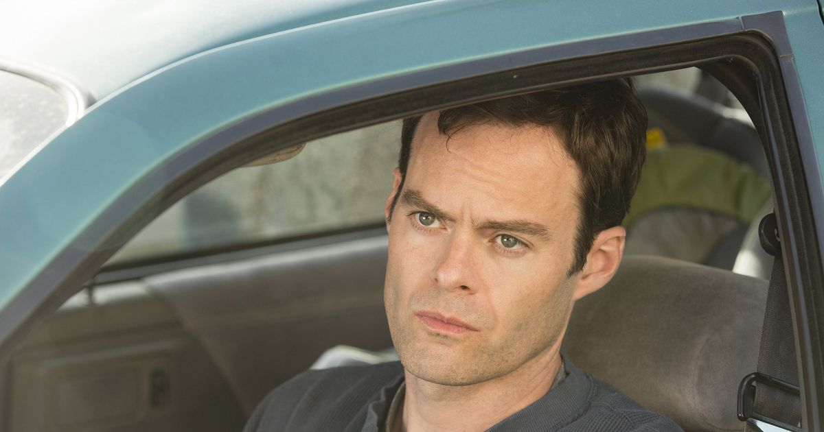Bill Hader Is … Totally Kind of Hot?
