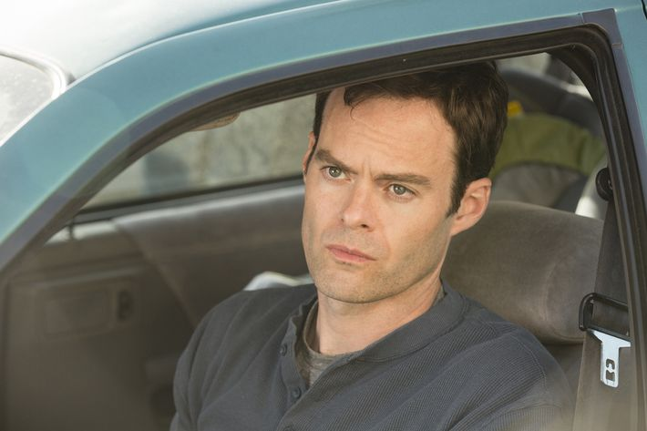 bill hader is  u2026 totally kind of hot
