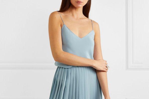 The Row Prima silk-satin camisole