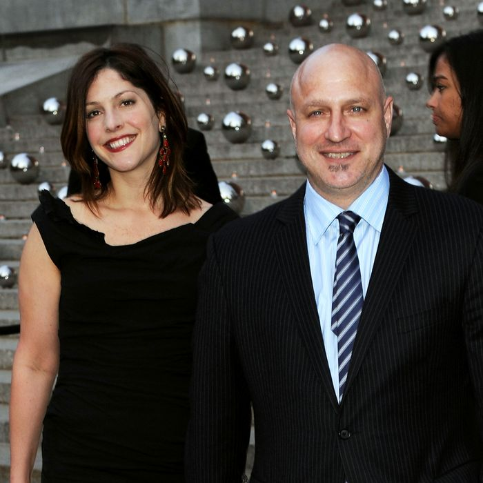 His wife, Lori, co-directed the film with Kristi Jacobson.