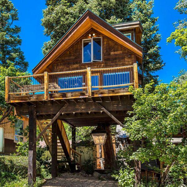 Dreamy Tree House in Park City, Utah