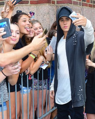 2000 Seems Like Kind Of A Lot Of Money For A Selfie With Justin Bieber