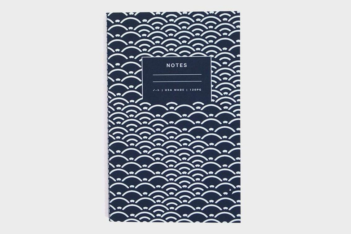 Kiriko Grid Notebook