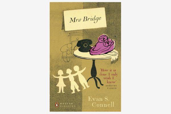 Mrs. Bridge by Evan S. Connell