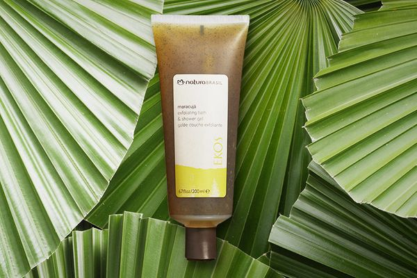 Maracuja Exfoliating Bath and Shower Gel