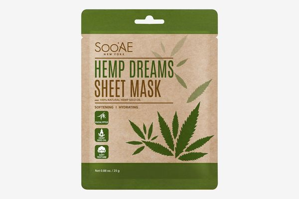 Soo'AE Hemp Dreams Sheet Mask
