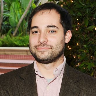 Harris Wittels at the AFI Awards on January 13, 2012 in Beverly Hills, California.