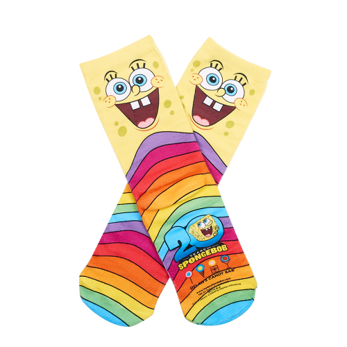 SpongeBob Squarepants Best Day Ever Socks
