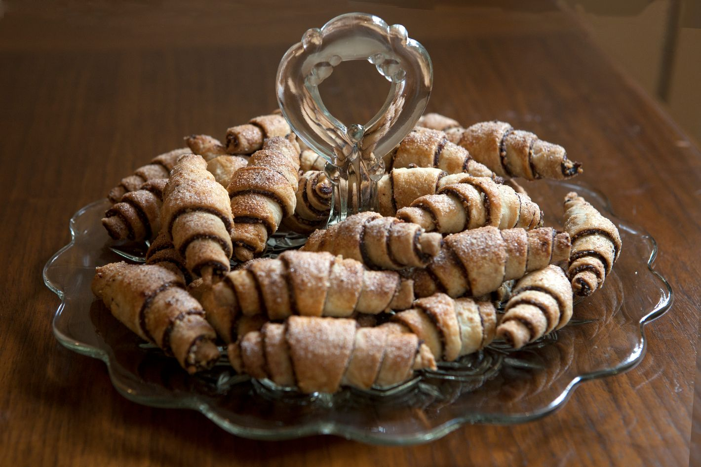 Can we interest you in some rugelach?