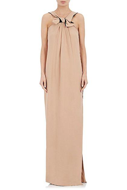 Lanvin Column Gown