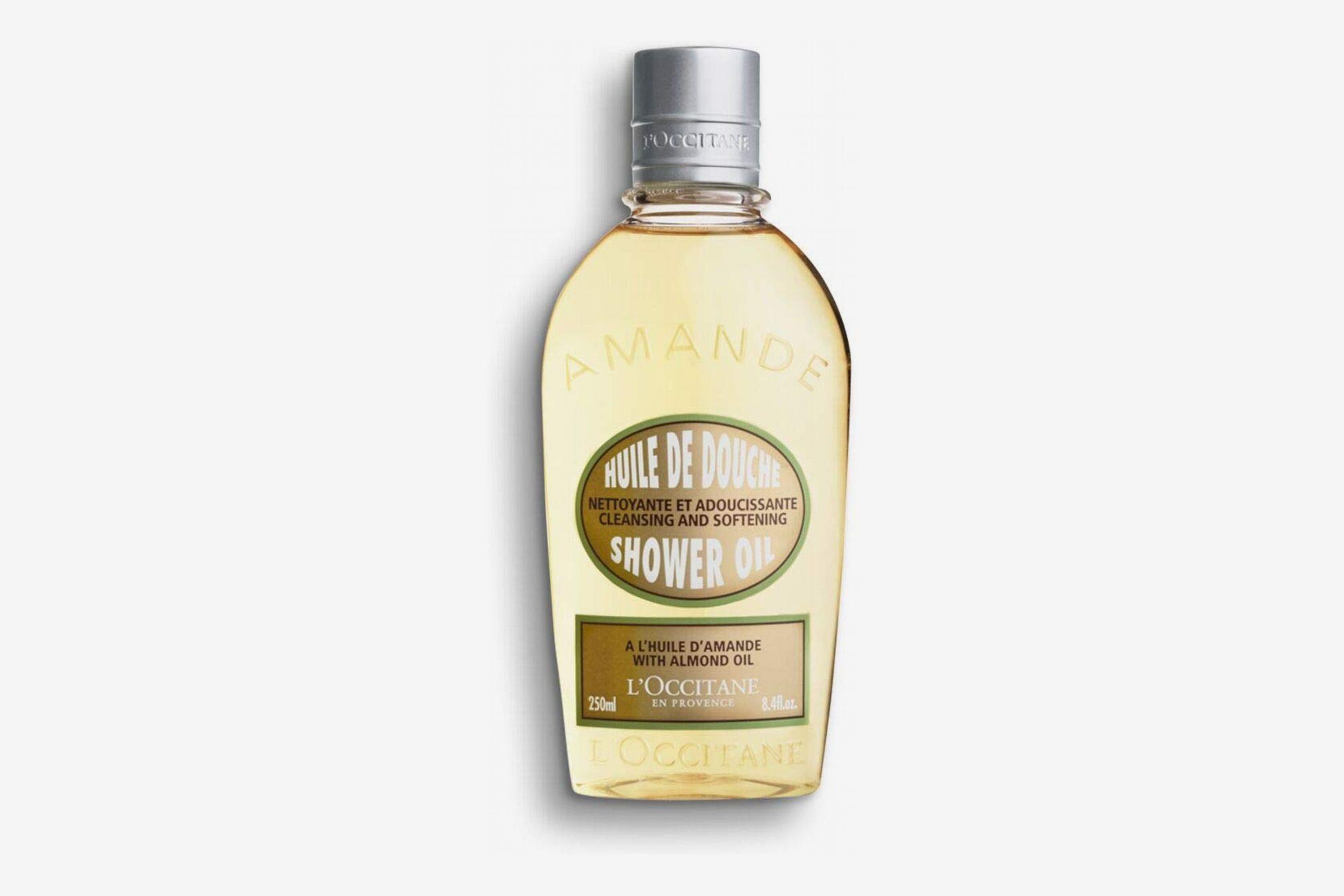 L'Occitane Cleansing & Softening Almond Shower Oil