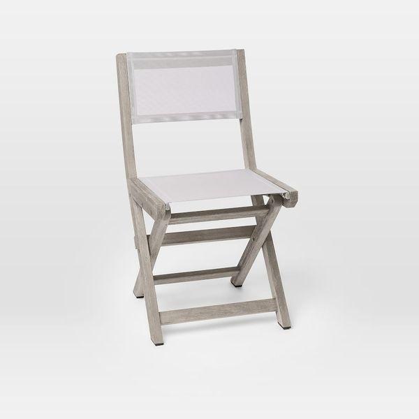 West Elm Portside Folding Bistro Chair