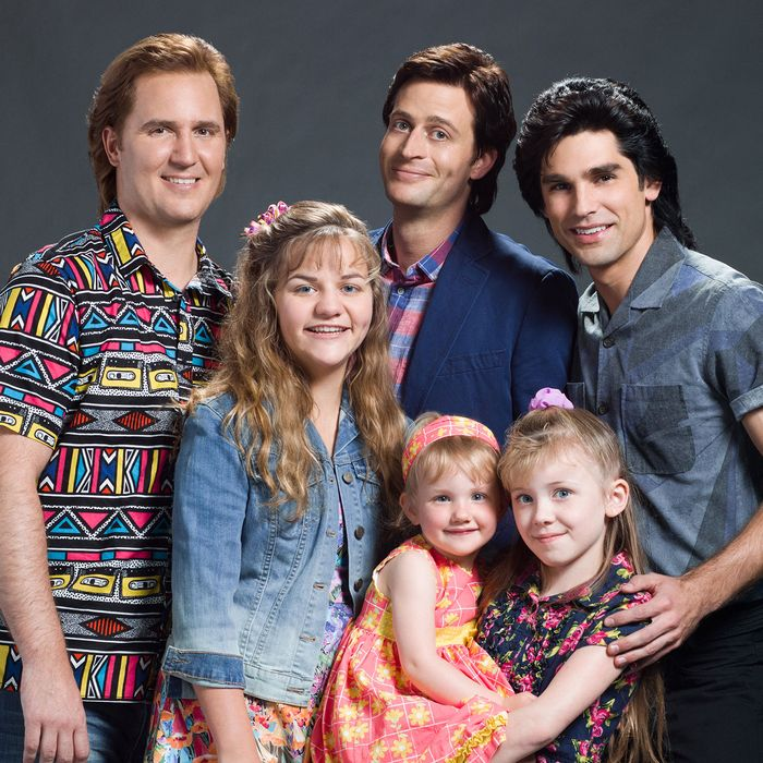 What If A Demon Possessed The Cast Of Full House? Lifetime