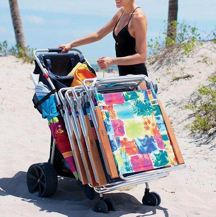 8 Best Beach Carts 2018