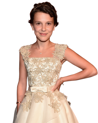 Stranger Things Millie Bobby Brown On Playing Eleven Her Love Hate Relationship With Scary Movies And Acting Without Speaking