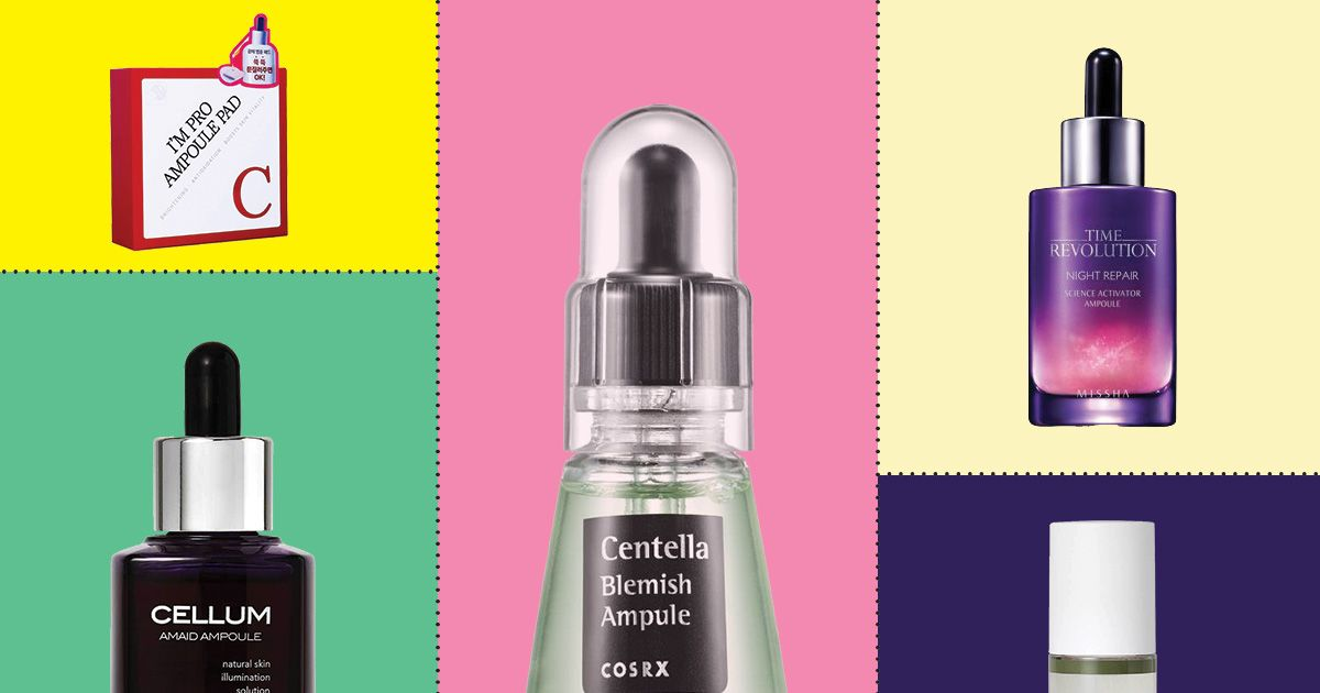 Ampoules Are Basically Supercharged Serums, and These Are My 6 Favorites