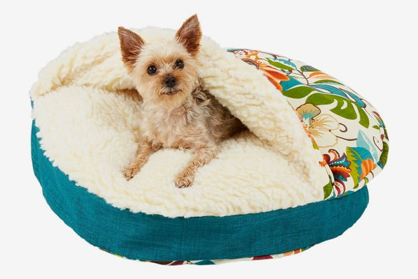 Snoozer Pet Products Orthopedic Indoor/Outdoor Cozy Cave Dog & Cat Bed