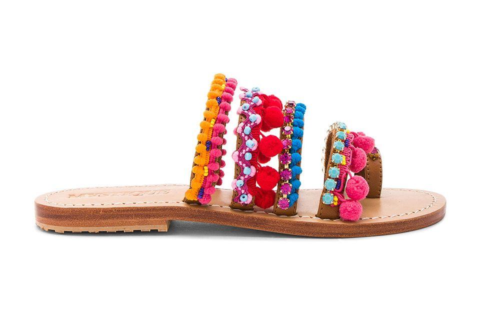 Mystique flat sandal