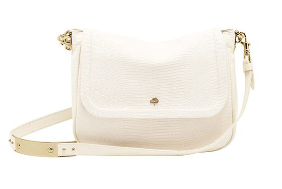 "Mulberry Evelina satchel, $1,100, available at <a href=""http://www.mulberry.com/#/storefront/c6179/7133/moreviews/"">Mulberry</a>."