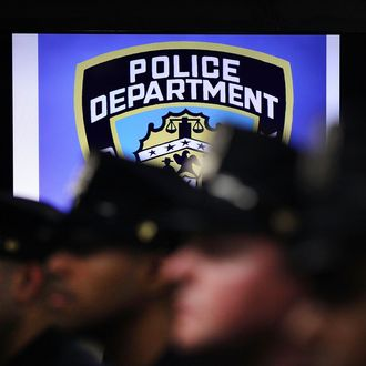Mayor De Blasio And NYPD Chief Bratton Discuss Plan To Curb Recent Uptick In Violent Crime