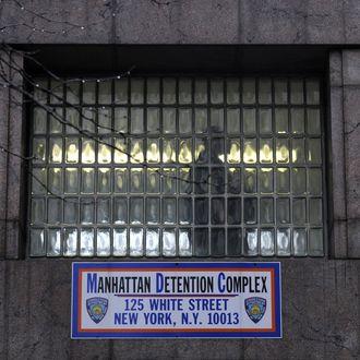 The Manhattan Detention Complex in lower Manhattan January 28, 2010.