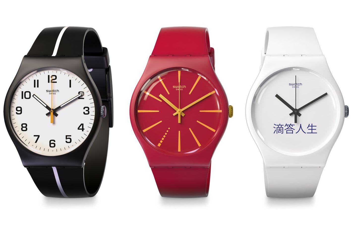 Swatch watches christchurch