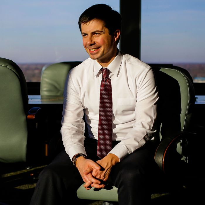 Trying To Keep Up With Mayor Dave And >> A Long Talk With Democratic 2020 Candidate Pete Buttigieg