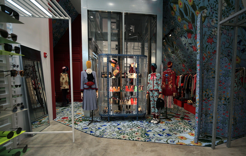 Inside Dover Street Marketrsquos Design Dreamscape Helmed By Rei Kawakubo