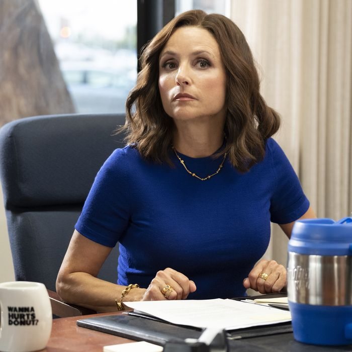 Julia Louis-Dreyfus is a shoo-in for another Emmy.